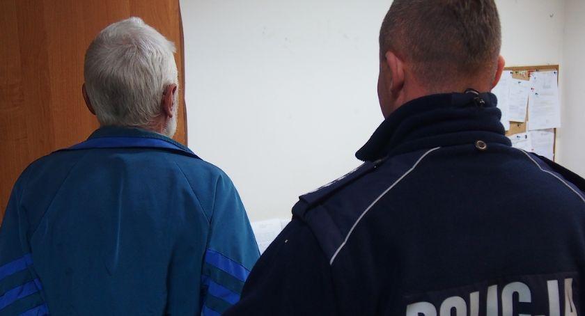 Kronika kryminalna, Sprawca kradzieży roweru szkoły złapany - zdjęcie, fotografia