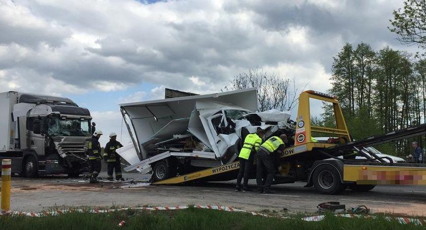 Wypadki drogowe , Karambol korek - zdjęcie, fotografia