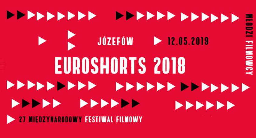 Film - fotografia, Pokaz filmów krótkometrażowych Euroshorts - zdjęcie, fotografia