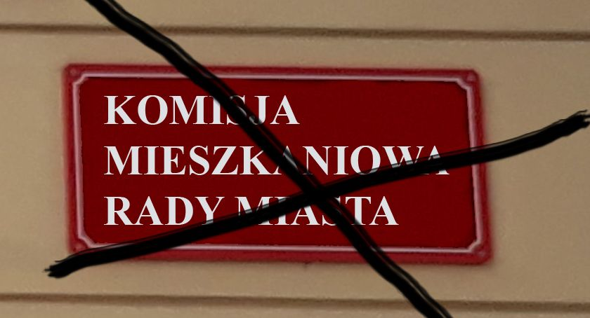 Radni Otwocka, radnego składanie Statutu Miasta dotyczy braku komisji mieszkaniowej - zdjęcie, fotografia
