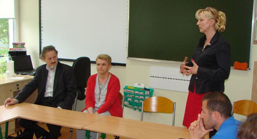 Edukacja - nauka, przyszłość Świerku - zdjęcie, fotografia
