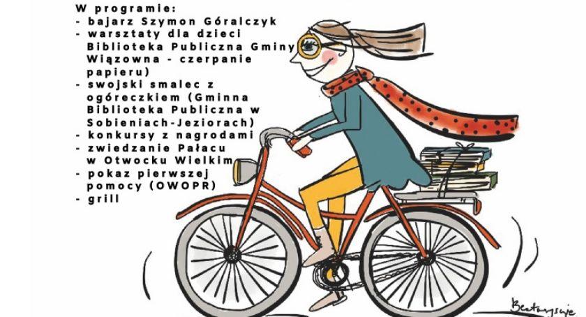 Rowery , Odjazdowa karawana opowieści Otwock Otwock Wielki - zdjęcie, fotografia