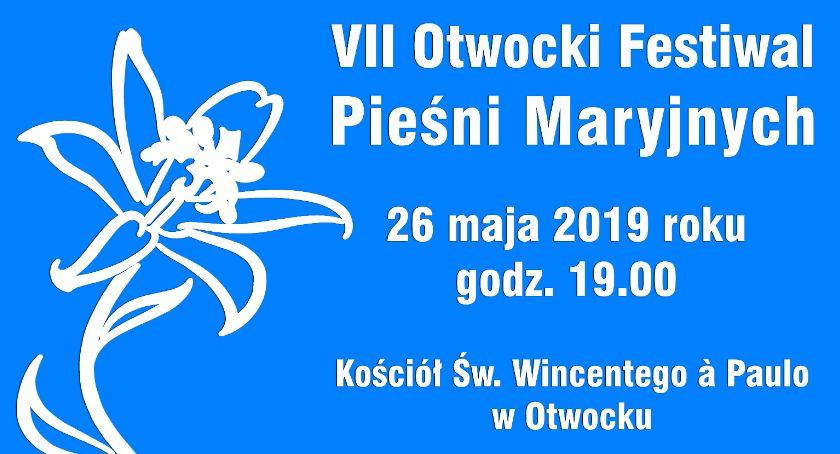 Koncerty - muzyka, Otwocki Festiwal Pieśni Maryjnych - zdjęcie, fotografia