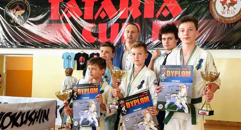 Sporty walki, Turniejowy weekend Bushi - zdjęcie, fotografia