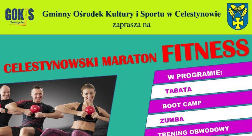 Sport - dyscypliny inne, Celestynowski Maraton Fitness - zdjęcie, fotografia