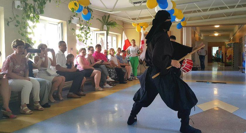 Edukacja - nauka, Ninja szkole Starej - zdjęcie, fotografia