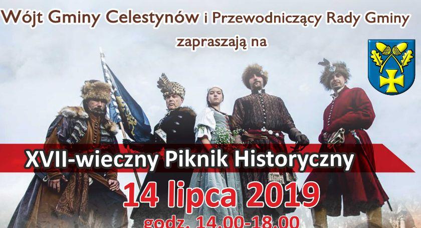 Imprezy, Piknik historyczny Celestynowie - zdjęcie, fotografia