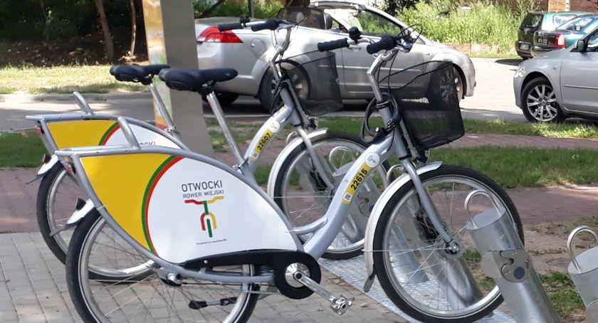 Rowery , chętni wykonawcy otwockiego roweru miejskiego - zdjęcie, fotografia