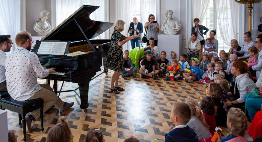 Koncerty - muzyka, Niezwykły koncert Otwocku Wielkim - zdjęcie, fotografia