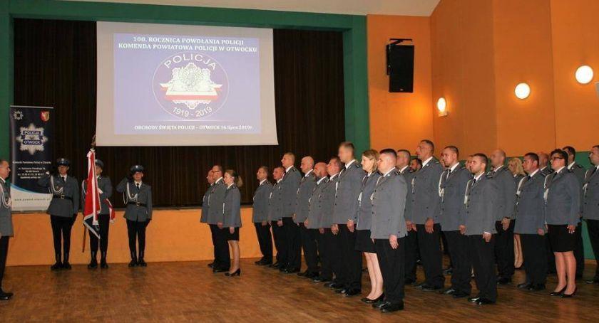 Imprezy, Policjanci Otwock świętowali jubileusz lecia - zdjęcie, fotografia