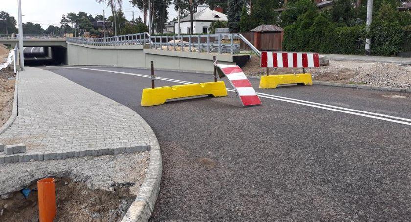 Inwestycje, Tunel Majowej wciąż zamknięty - zdjęcie, fotografia