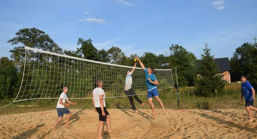 Siatkówka, Turniej Siatkówki Plażowej Warszawicach - zdjęcie, fotografia