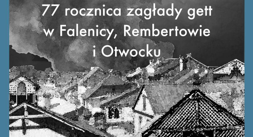 Historia, rocznica zagłady Otwocku Falenicy Rembertowie - zdjęcie, fotografia