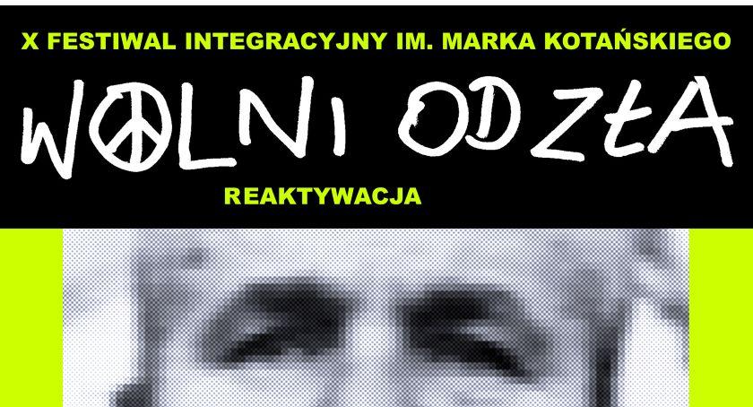 """Koncerty - muzyka, Festiwal """"Wolni zła"""" Otwocku - zdjęcie, fotografia"""