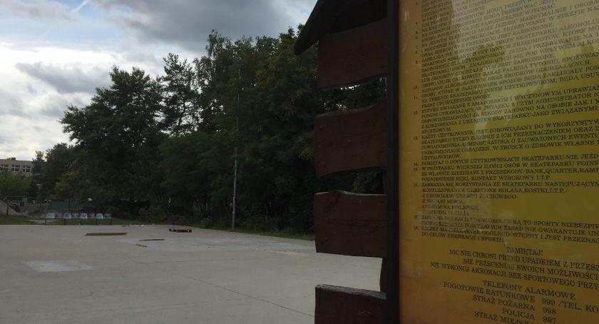 Infrastruktura, Wirtualny skatepark Otwocku - zdjęcie, fotografia