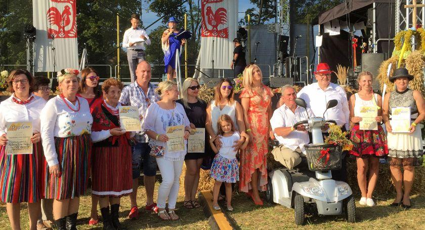 Imprezy, Wiązowskie święto plonów Rzakcie - zdjęcie, fotografia