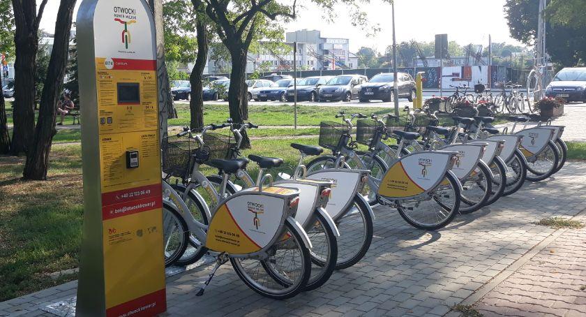 Rowery , Otwocki Rower Miejski powrócił - zdjęcie, fotografia