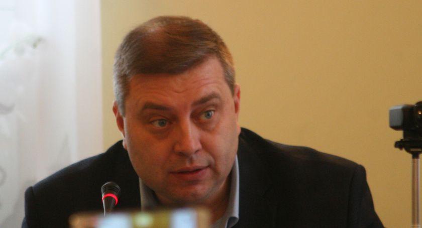 Radni Otwocka, Radny Kozłowski rezygnuje mandatu - zdjęcie, fotografia