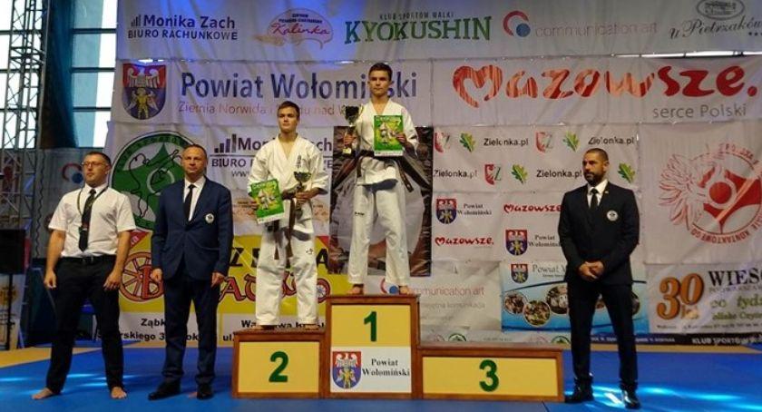 Sporty walki, Bushi Kyokushin - zdjęcie, fotografia
