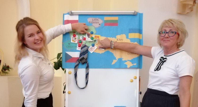 Edukacja - nauka, XXXIV Europejskiej Rodziny Szkół Słowackiego Ukraina - zdjęcie, fotografia