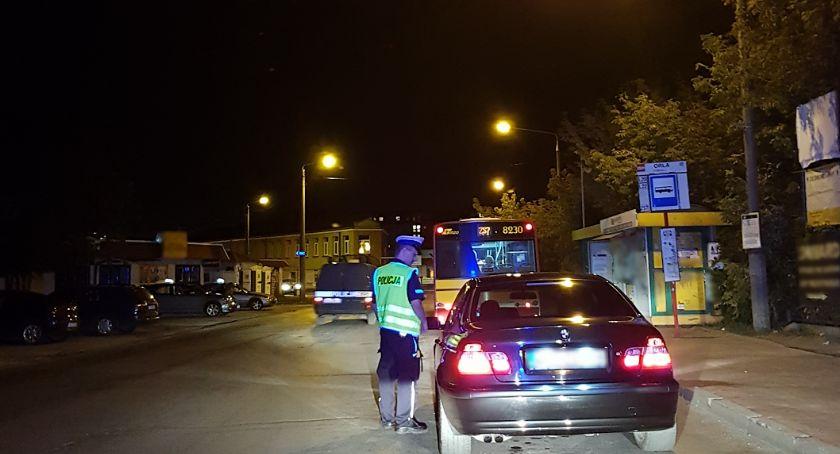 Kronika kryminalna, Długa lista przewinień zatrzymanego kontroli drogowej - zdjęcie, fotografia