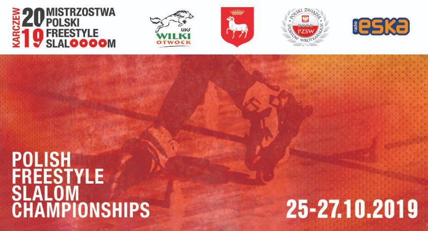 Rolki, Mistrzostwa Polski Freestyle Slalom - zdjęcie, fotografia