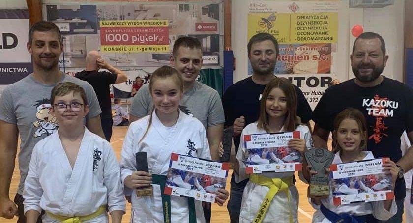 Sporty walki, Sukcesy Klubu Shinkyokushin Kazoku - zdjęcie, fotografia