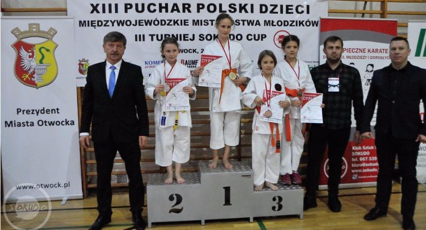 Sporty walki, Puchar Polski Dzieci Karate Fudokan Turniej Sokudo - zdjęcie, fotografia