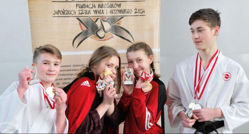Sporty walki, Udany start Sokudziaków Nowym - zdjęcie, fotografia