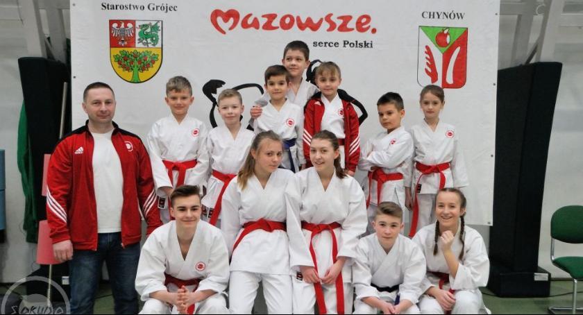 Sporty walki, Sokudo pierwszymi medalami Karate Olimpijskim - zdjęcie, fotografia