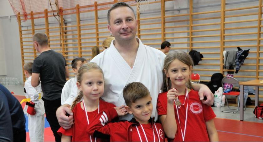 Sporty walki, Spektakularny sukces Sokudo Mistrzostwach Polski Karate Fudokan - zdjęcie, fotografia
