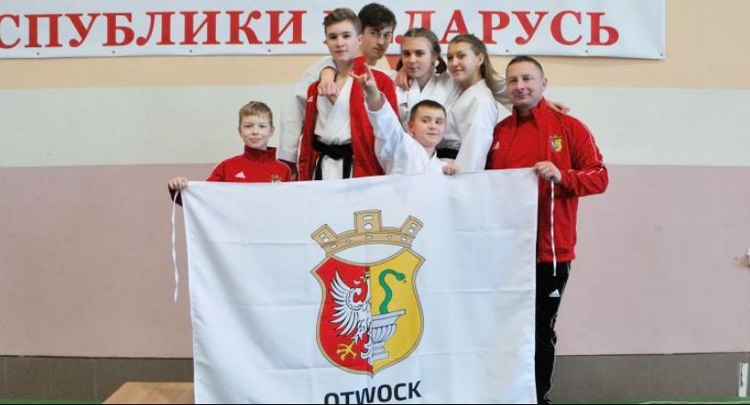 Sporty walki, Sukces SOKUDO BIELARUS - zdjęcie, fotografia