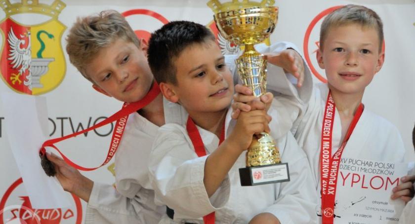 Sporty walki, Puchar Polski Dzieci Otwocku - zdjęcie, fotografia