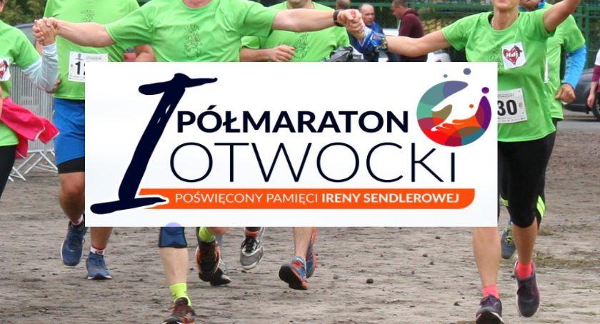 Imprezy, Półmaraton Otwocki bieganie pomaganiem - zdjęcie, fotografia