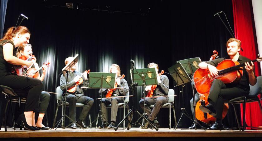 Koncerty - muzyka, Jesienny koncert Otwock Festival Orchestra - zdjęcie, fotografia