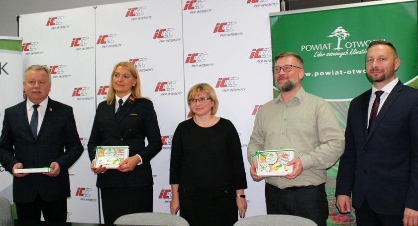 Edukacja - nauka, Uczniowie Nukleonika będą kształcić zakładach Intercity - zdjęcie, fotografia