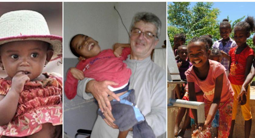 """Stowarzyszenia - Fundacje - NGO, Wiązowna Akcja """"Studnia Madagaskaru"""" - zdjęcie, fotografia"""