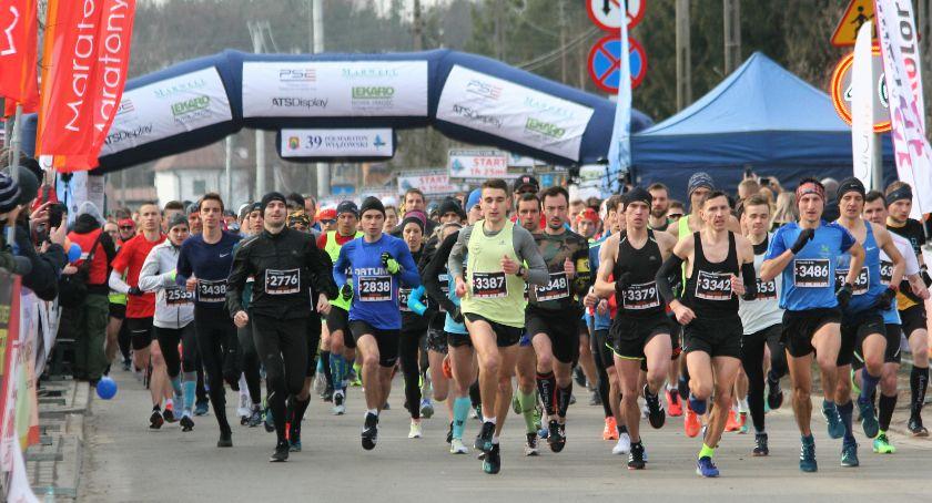 Bieganie, Wystartowały zapisy Półmaraton Wiązowski - zdjęcie, fotografia