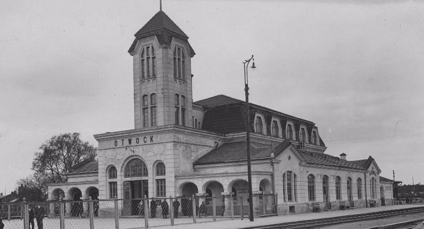 Historia, Niecodzienny spacer otwockiej stacji - zdjęcie, fotografia