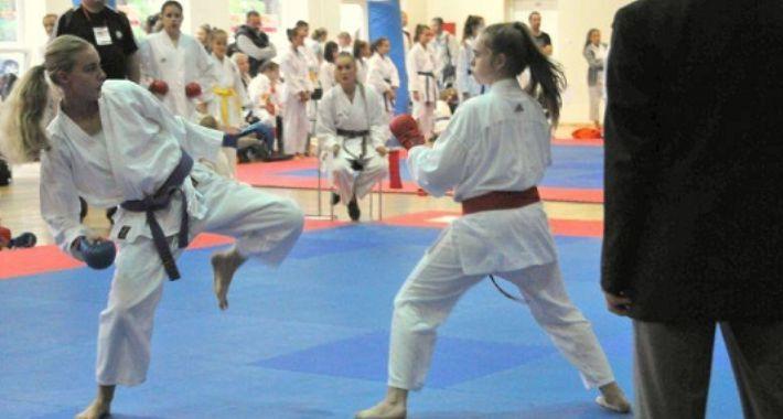 Judo, Drużynowe Mistrzostwa Polski Karate Fudokan - zdjęcie, fotografia