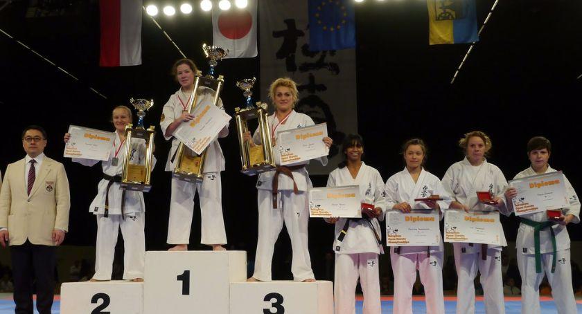 Judo, Międzynarodowe sukcesy karateków Bushi - zdjęcie, fotografia