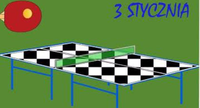 Szachy, Turniej Karczewie szachy tenis stołowy - zdjęcie, fotografia