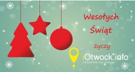 Życzenia Świąteczne od redakcji iOtwock.info
