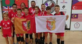 Udany debiut drużyny tchoukballa na Mistrzostwach Świata