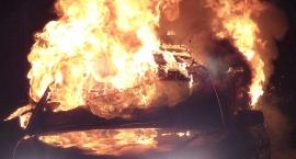 Otwock: Zemścił się podpalając samochód