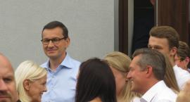 Premier Morawiecki w Otwocku