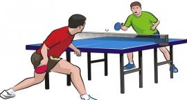 Turniej tenisa stołowego w ZSG w Wiązownie
