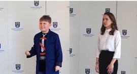 Jordan i Ola z Celestynowa w wojewódzkim finale konkursu recytatorskiego