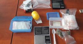 Handlarz narkotykami z Karczewa aresztowany