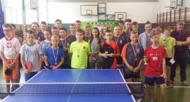 Rekordowe XI Otwarte Mistrzostwa Gminy Wiązowna w Tenisie Stołowym